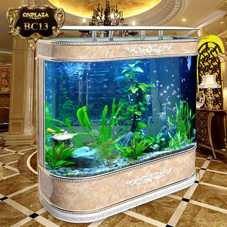 cây thủy sinh mang lại nhiều tác dụng tuyệt vời cho bể cá cảnh